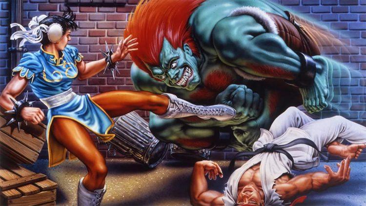 Play Again 05 – Especial Street Fighter 30º Aniversario (Capcom)