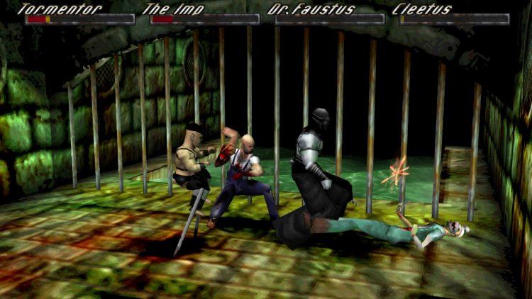 Play Again 10 – Thrill Kill (Midway)