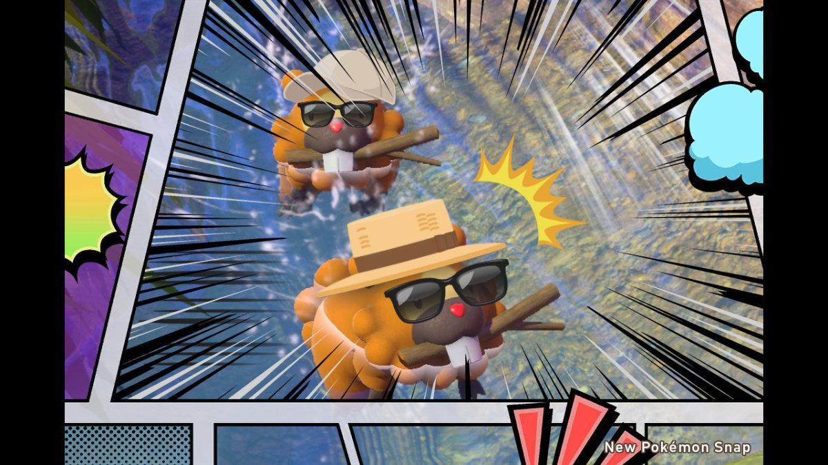 Laboratorio New Pokemon Snap