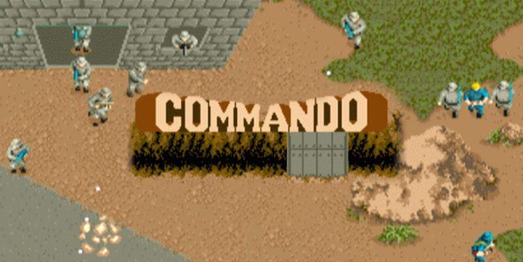 Play Again 09 – Commando (Capcom)