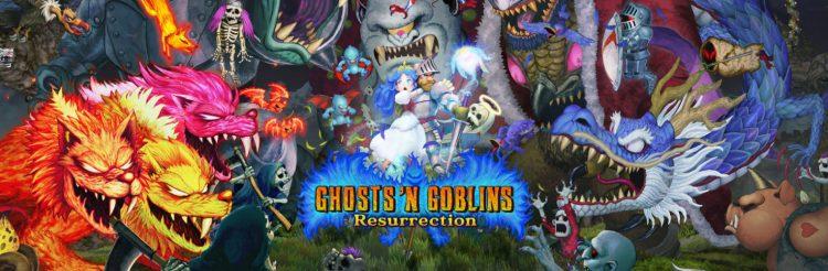 Análisis Ghosts'n Goblins Resurrection
