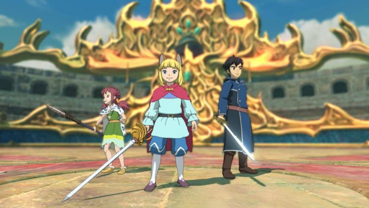 La ESRB lista Ni No Kuni II para Switch