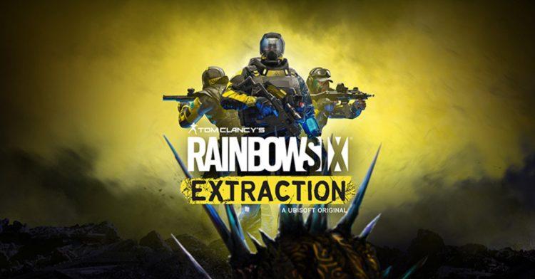 Rainbow Six Extraction confirma fecha de lanzamiento con nuevo tráiler y gameplay
