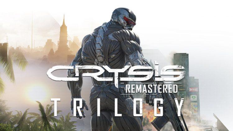 Crytek anuncia Crysis Remastered Trilogy