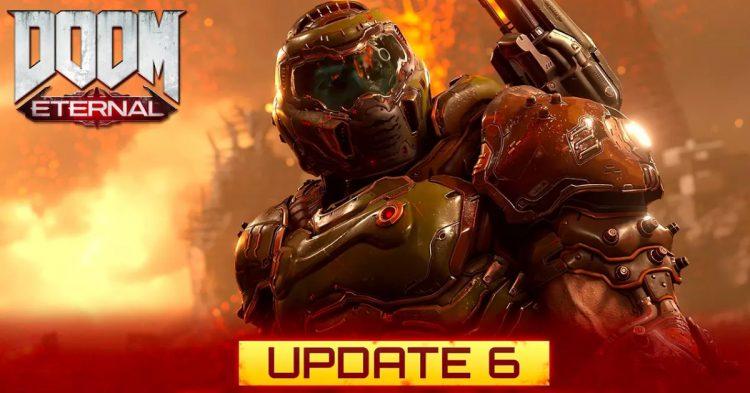 Doom Eternal le da la bienvenida a la next gen