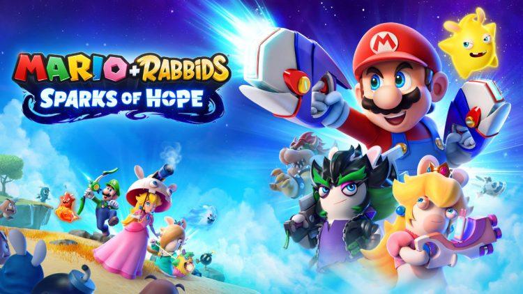 Se viene Mario + Rabbids Sparks of Hope