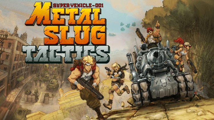 Metal Slug se pasa a lo táctico con Metal Slug Tactics