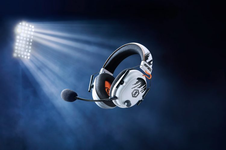 Razer fusiona los BlackShark V2 Pro con Rainbow Six Siege
