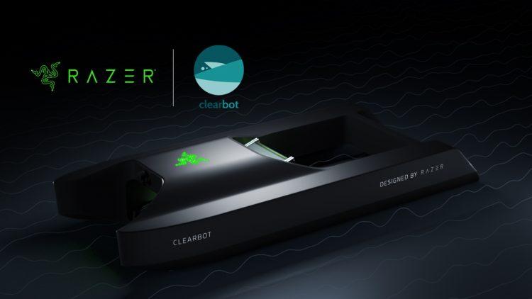 Razer colaborará con Clearbot
