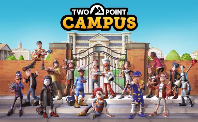 Del hospital al campus. Anunciado Two Point Campus