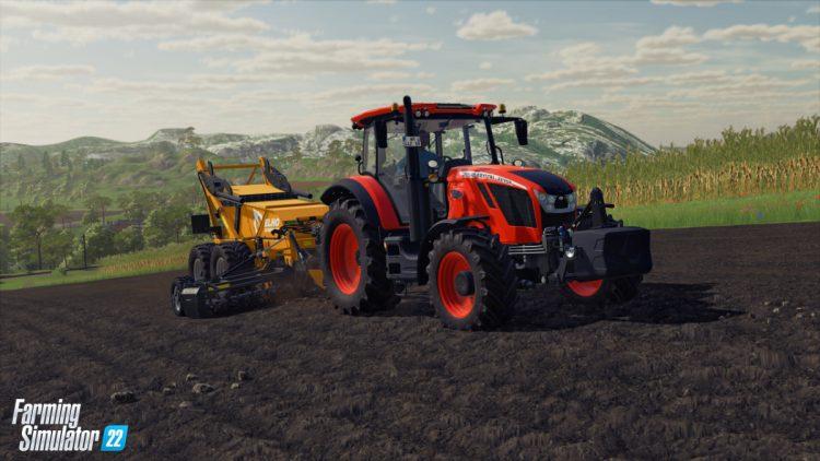 Farming Simulator 22 se viene a lo grande