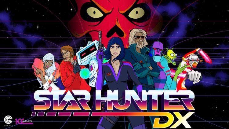 Star Hunter DX aterriza con acción clásica