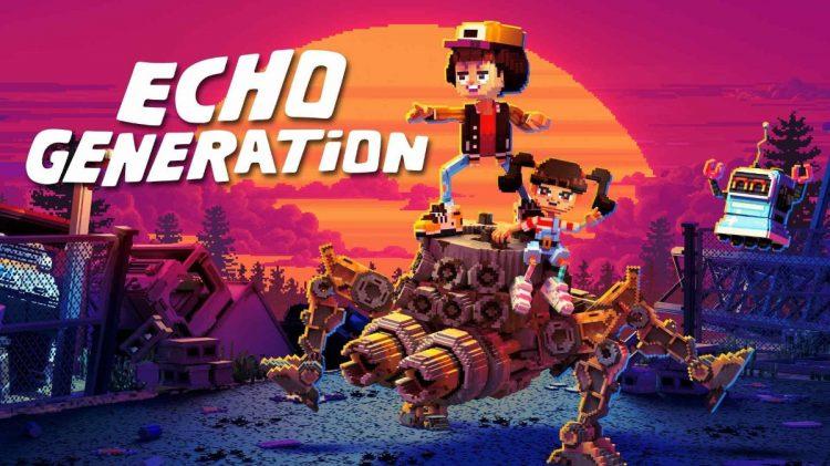 Echo Generation saldrá en octubre
