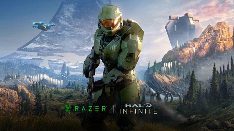 Razer y Halo se unen para enamorarte