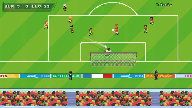 Super Arcade Football ya está disponible