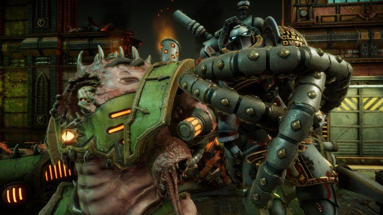 Warhammer 40.000: Chaos Gate – Daemonhunters muestra gameplay